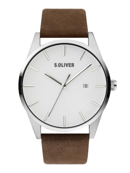 SO-3852-LQ s.Oliver Herren Armbanduhr