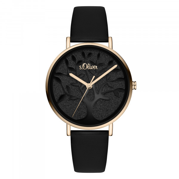 SO-3871-LQ s.Oliver Damen Armbanduhr