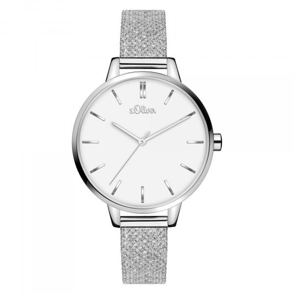 SO-3972-MQ s.Oliver Damen Armbanduhr