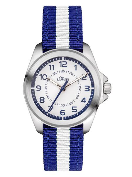 SO-3401-LQ - s.Oliver Kinder-Armbanduhr