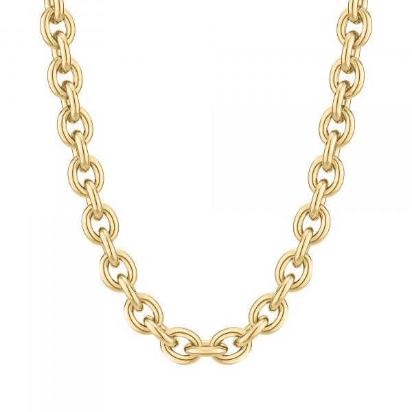 TJ-0149-N-45 Tamaris Kette in Edelstahl IP Gold