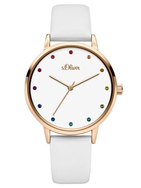 SO-3781-LQ s.Oliver Damen Armbanduhr