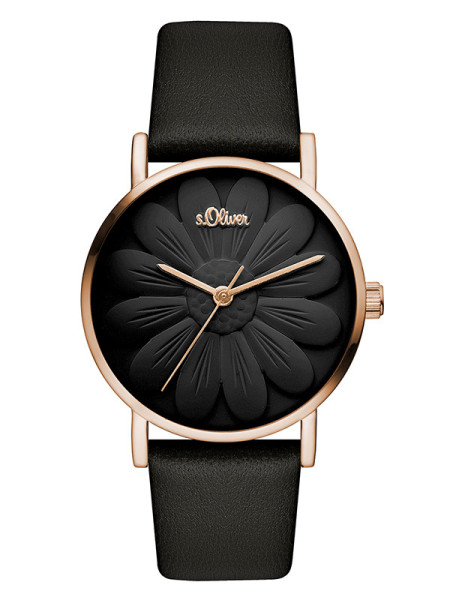 SO-3545-LQ s.Oliver Damen Armbanduhr