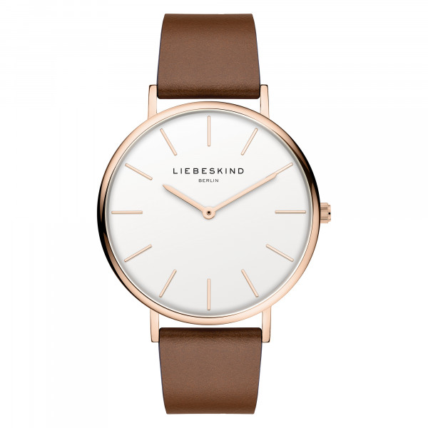 LT-0265-LQ LIEBESKIND BERLIN Armbanduhr, IP Roségold