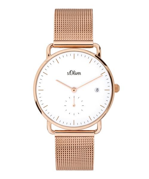 SO-3715-MQ s.Oliver Damen Armbanduhr