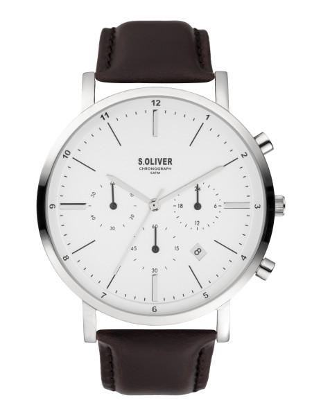 SO-3856-LC s.Oliver Herren Armbanduhr
