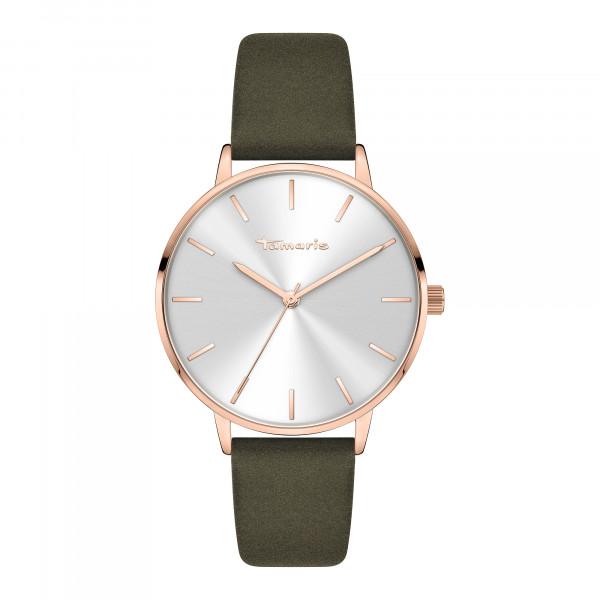 TT-0010-LQ Tamaris Damen Armbanduhr, 36 mm