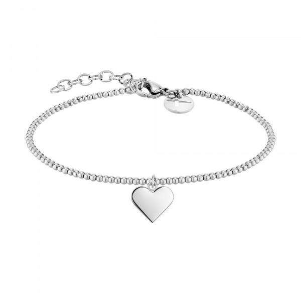 TJ-0043-B-17 Tamaris Beads-Armband, Edelstahl