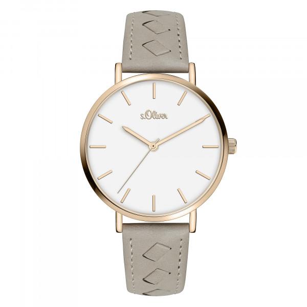 SO-3843-LQ s.Oliver Damen Armbanduhr
