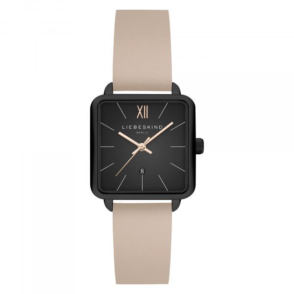 LT-0178-LQ LIEBESKIND BERLIN Leder Armbanduhr