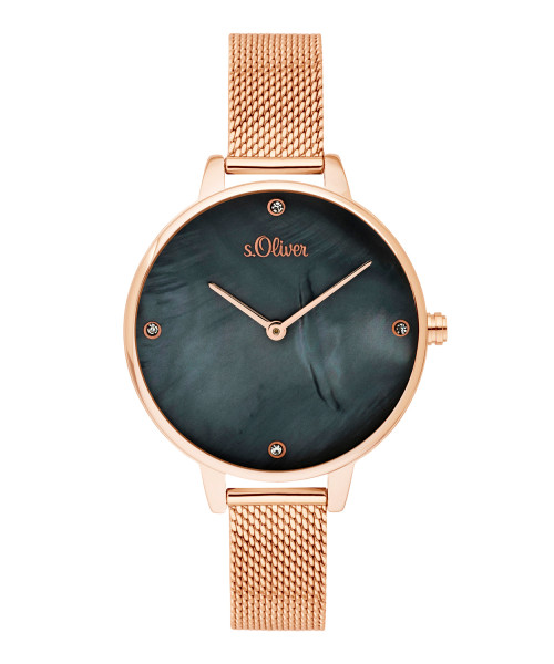 SO-3657-MQ s.Oliver Damen Armbanduhr