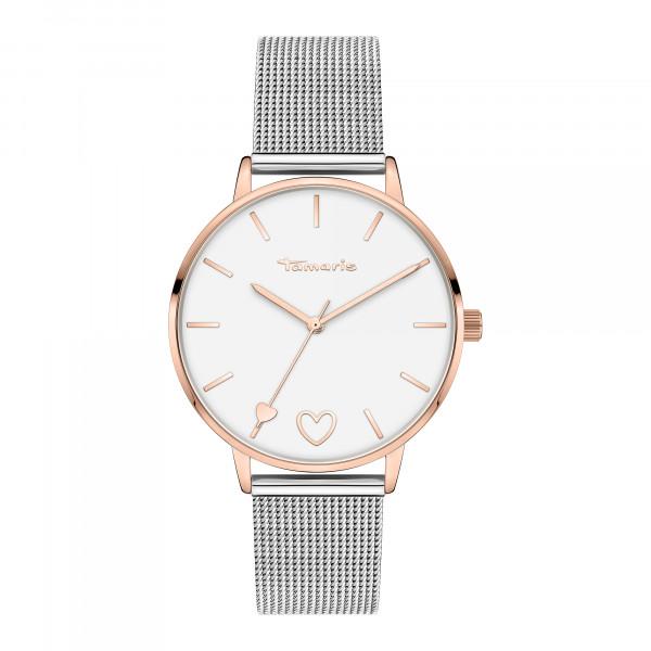TT-0011-MQ Tamaris Damen Armbanduhr, 36 mm