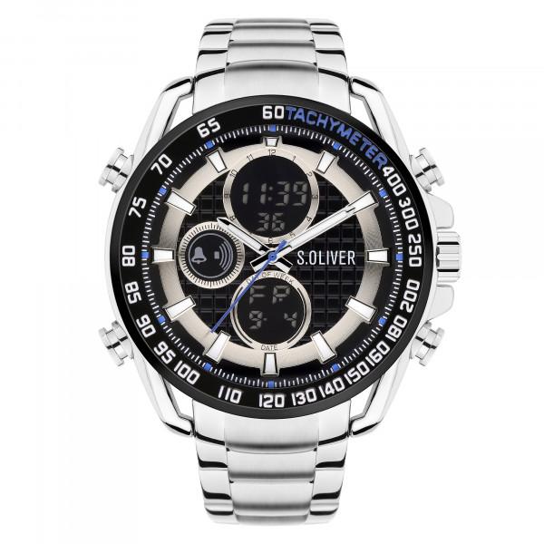 SO-4246-MD s.Oliver Herren Armbanduhr