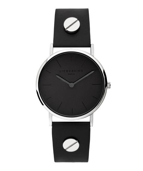 LT-0162-LQ LIEBESKIND BERLIN Armbanduhr Leder, mit Applikation in Schraubenoptik