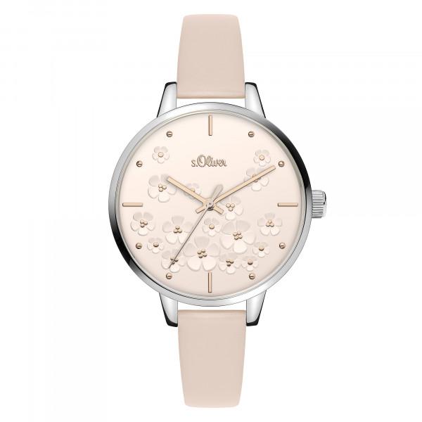 SO-3839-LQ s.Oliver Damen Armbanduhr