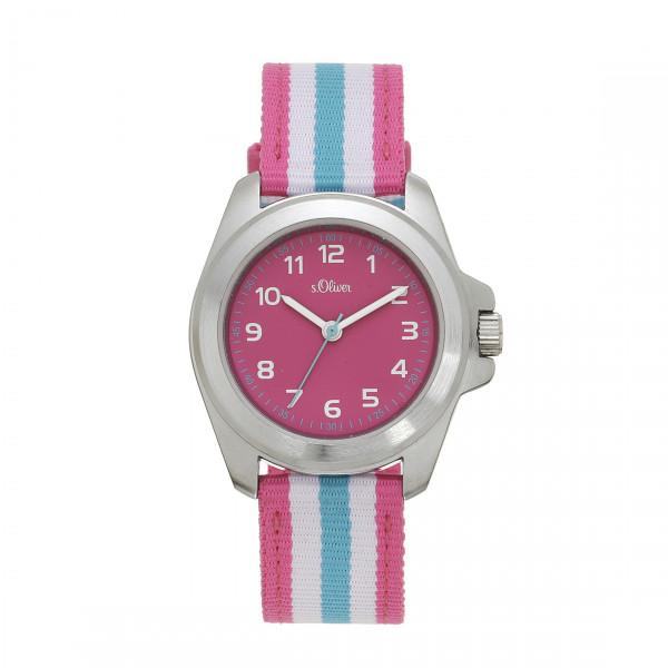 SO-4250-LQ - s.Oliver Kinder Armbanduhr