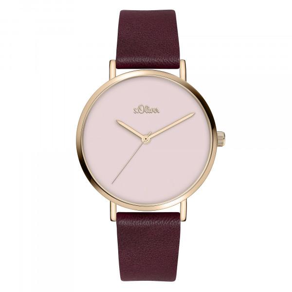 SO-3911-LQ s.Oliver Damen Armbanduhr