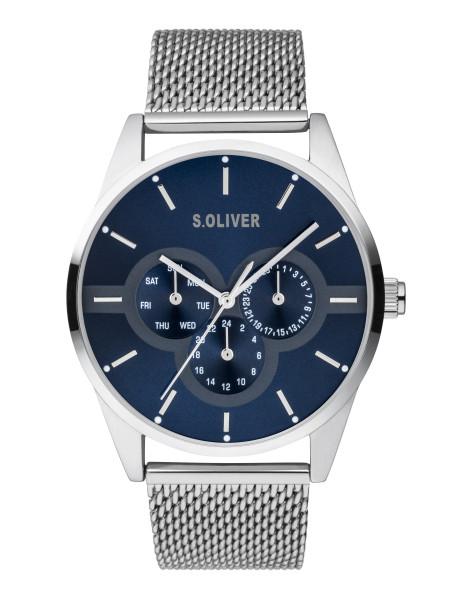 SO-3853-MM s.Oliver Herren Armbanduhr