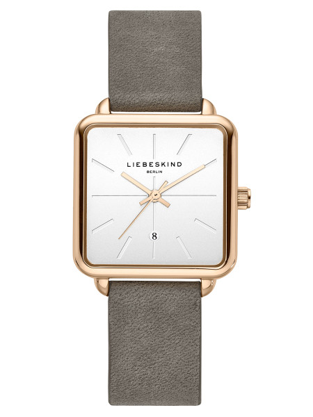 LT-0151-LQ LIEBESKIND BERLIN Armbanduhr Leder