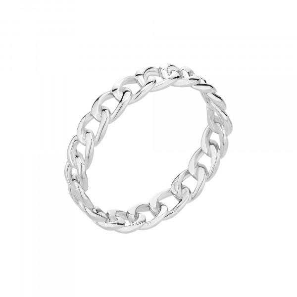 LJ-0679-R-54 LIEBESKIND BERLIN Ring, Edelstahl
