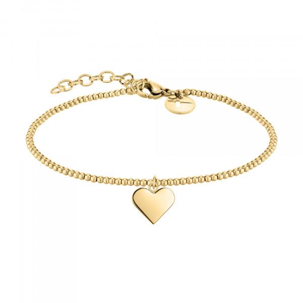 TJ-0044-B-17 Tamaris Beads-Armband, Edelstahl IP Gold