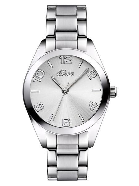 SO-2489-MQ - s.Oliver Damen-Armbanduhr