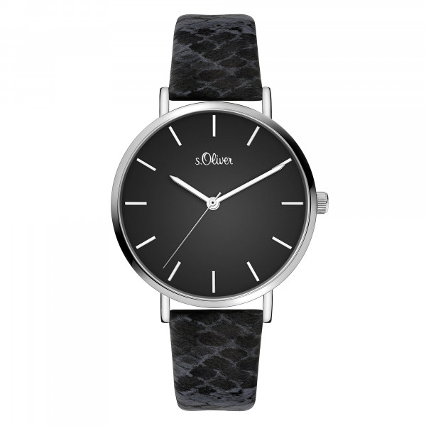 SO-3848-LQ s.Oliver Damen Armbanduhr