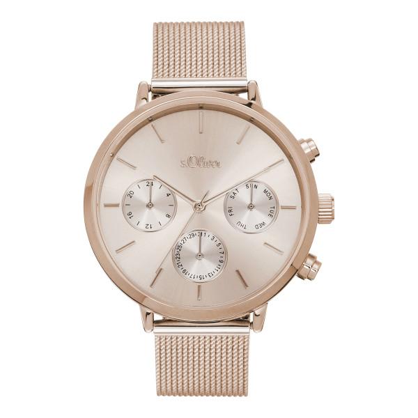 SO-4201-MM s.Oliver Damen Armbanduhr