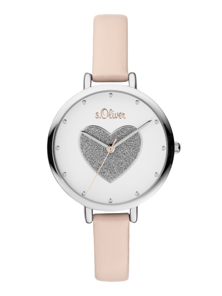 SO-3832-LQ s.Oliver Damen Armbanduhr