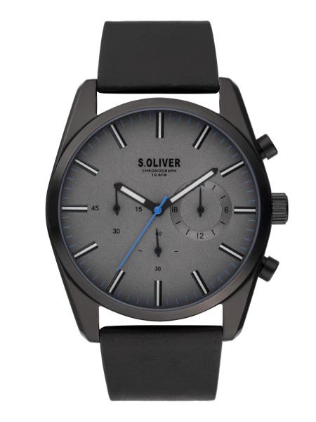 SO-3866-LC s.Oliver Herren Armbanduhr