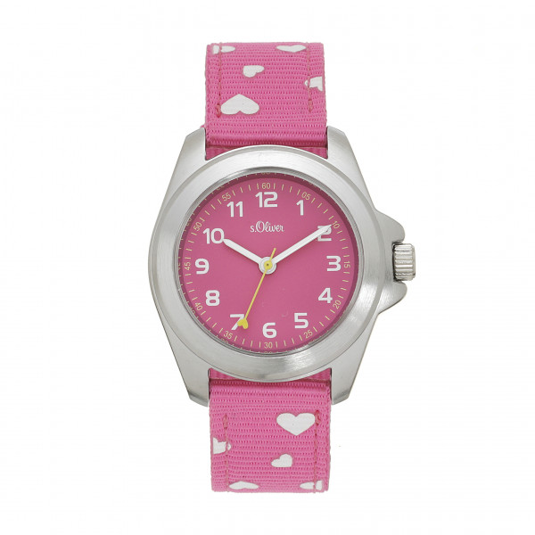 SO-4249-LQ - s.Oliver Kinder Armbanduhr
