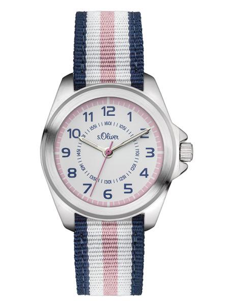 SO-3133-LQ - s.Oliver Kinder-Armbanduhr