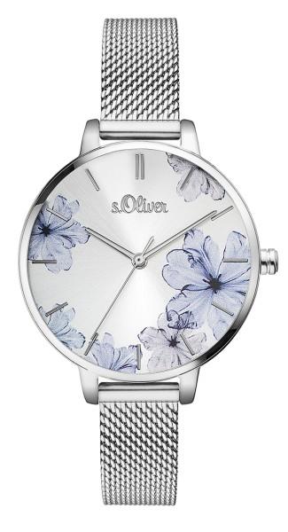 SO-3523-MQ s.Oliver Damen Armbanduhr