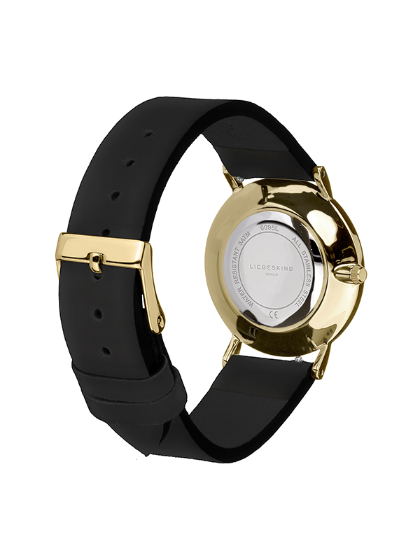 Liebeskind Berlin Damenuhr Armbanduhr LT-0084-LQ Leder
