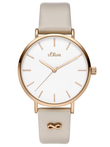 SO-3747-LQ s.Oliver Damen Armbanduhr