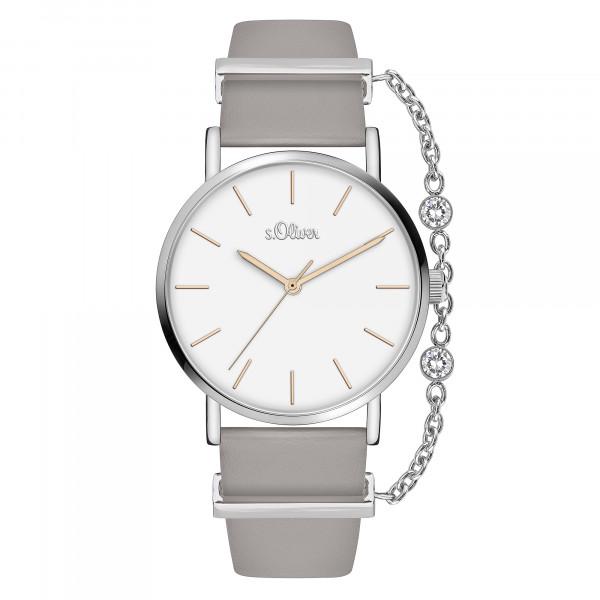 SO-3826-LQ s.Oliver Damen Armbanduhr