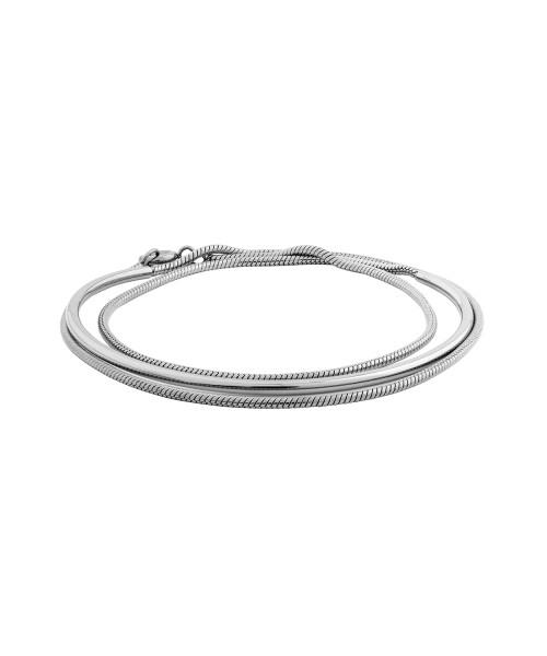 LJ-0355-B-62, Bracelet, Edelstahl