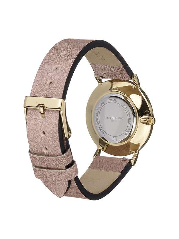LT-0084-LQ LIEBESKIND BERLIN Armbanduhr Leder Vintage-Look