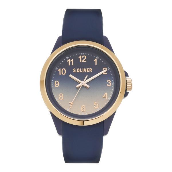 SO-4267-PQ - s.Oliver Teens Armbanduhr