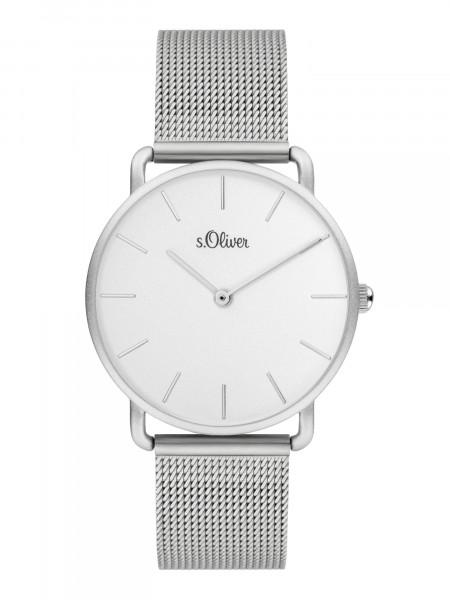 SO-4061-MQ s.Oliver Damen Milanaise Armbanduhr