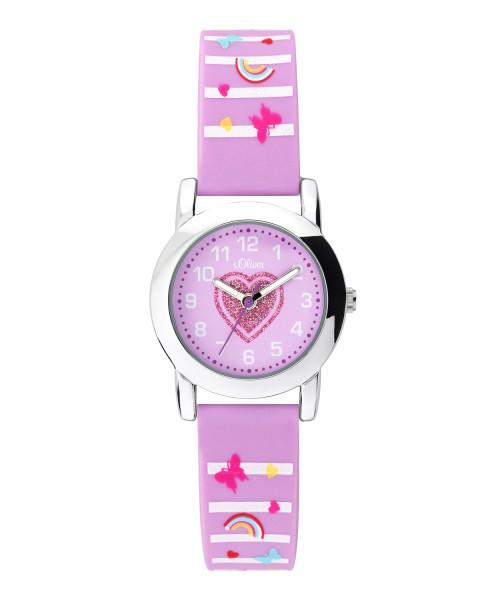SO-3725-PQ s.Oliver Kinder Armbanduhr