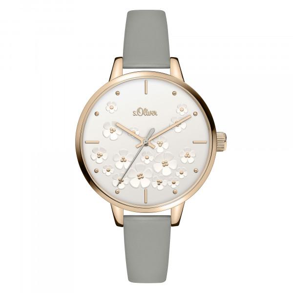 SO-3840-LQ s.Oliver Damen Armbanduhr