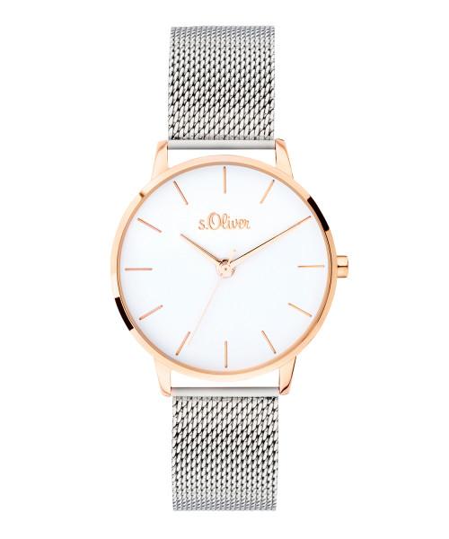 SO-3701-MQ s.Oliver Damen Armbanduhr