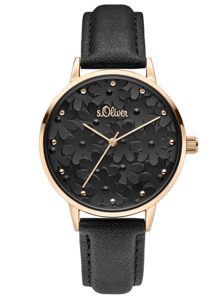SO-3786-LQ s.Oliver Damen Armbanduhr