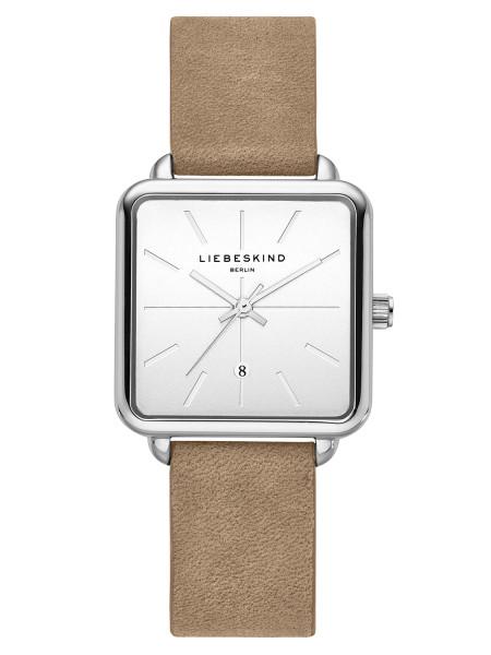 LT-0152-LQ LIEBESKIND BERLIN Armbanduhr Leder