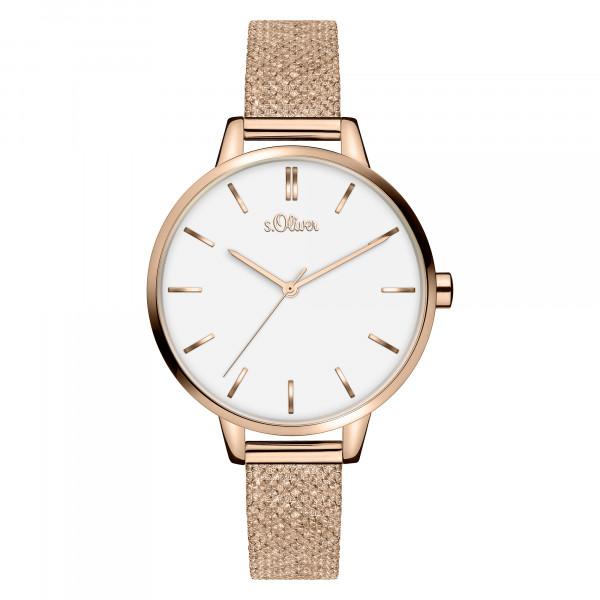 SO-3973-MQ s.Oliver Damen Armbanduhr