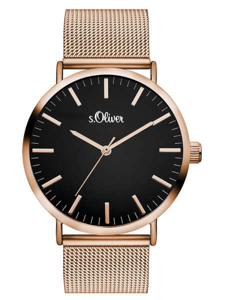 SO-3327-MQ - s.Oliver Damen-Armbanduhr