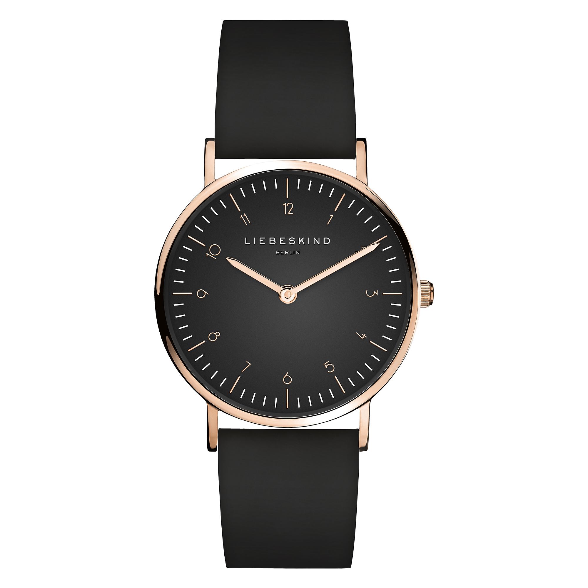 LIEBESKIND BERLIN Damen Uhr Armbanduhr Leder LT-0044-LM