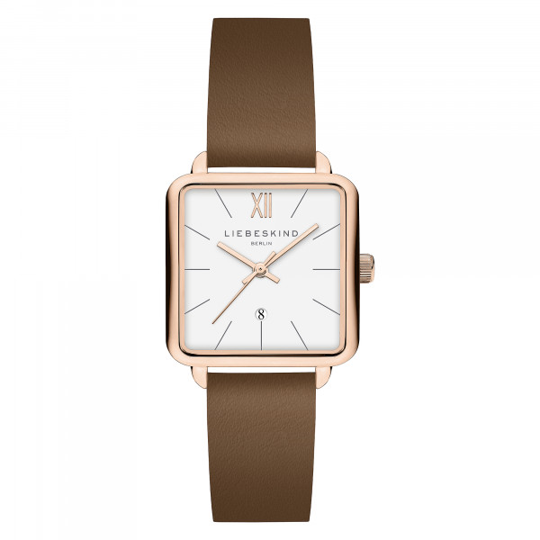 LT-0180-LQ LIEBESKIND BERLIN Leder Armbanduhr