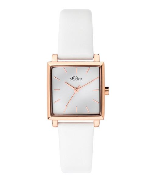 SO-3709-LQ s.Oliver Damen Armbanduhr